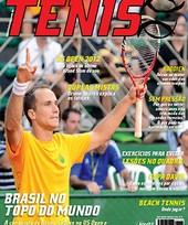Capa Revista Revista TÊNIS 108 - Brasil no topo do mundo