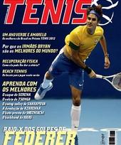 Capa Revista Revista TÊNIS 111 - A turnê de Federer pelo Brasil