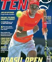 Capa Revista Revista Tênis 112 - Brasil Open 2013
