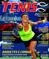 Capa Revista Revista Tênis 114 - Tênis feminino