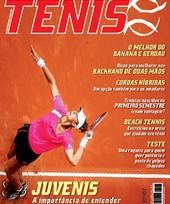 Capa Revista Revista Tênis 115 - Juvenis