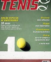 Capa Revista Revista Tênis 116 - Especial 10 anos