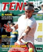 Capa Revista Revista Tênis 117 - 8x Nadal