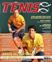 Capa Revista Revista Tênis 118 - Brasil faz História em Wimbledon