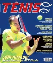 Capa Revista Revista TÊNIS 120 - Confirmado!