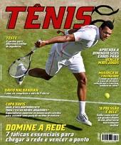 Capa Revista Revista TÊNIS 121 - Domine a rede
