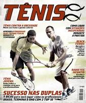 Capa Revista Revista Tênis 122 - Sucesso nas duplas