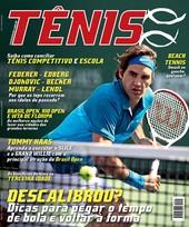 Capa Revista Revista Tênis 124 - Descalibrou?