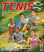 Capa Revista Revista Tênis 126 - Jovem esquadra