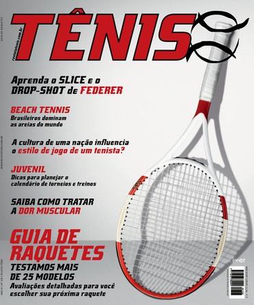 Revista TÊNIS 128 · Junho 2014 · Guia de Raquetes e0f451aa57dad
