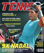 Capa Revista Revista Tênis 129 - 9x NADAL