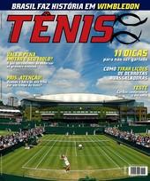 Capa Revista Revista TÊNIS 130 - Brasil faz história em Wimbledon