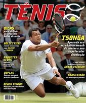 Capa Revista Revista TÊNIS 131 - Tsonga