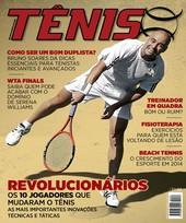 Capa Revista Revista TÊNIS 134 - Revolucionários