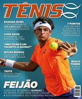 Capa Revista Revista TÊNIS 138 - Feijão