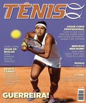 Capa Revista Revista TÊNIS 143 - Guerreira!