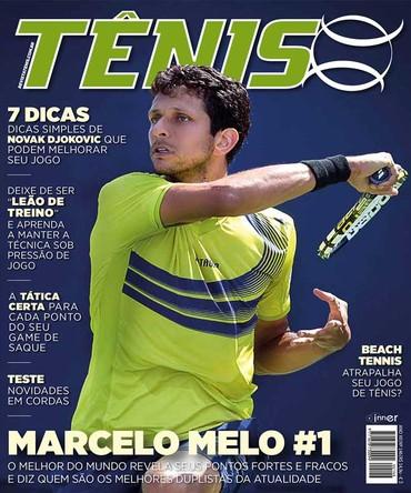 6766702529 Revista TÊNIS 146 · Novembro 2015 · Marcelo Melo  1