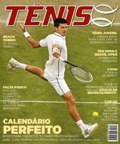 Capa Revista Revista TÊNIS 148 - Calendário perfeito