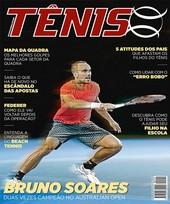 Capa Revista Revista TÊNIS 149 - Bruno Soares