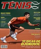 Capa Revista Revista TÊNIS 151 - 10 dicas de Djokovic