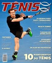 Capa Revista Revista TÊNIS 152 - 10 Mandamentos do Tênis