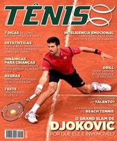 Capa Revista Revista TÊNIS 153 - O Grand Slam de Djokovic