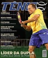 Capa Revista Revista TÊNIS 156 - Líder da dupla