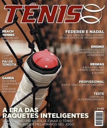87acbb9d19 Revista TÊNIS 158 · Novembro 2016 · A era das raquetes inteligentes