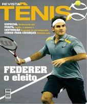 Capa Revista Revista Tênis 41 - Federer - o eleito