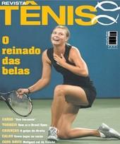 Capa Revista Revista TÊNIS 42 - Musas do tênis - O reino das belas