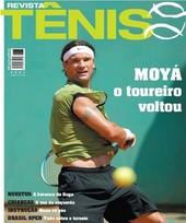 Capa Revista Revista Tênis 43 - Moyá - O toureiro voltou