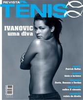 Capa Revista Revista TÊNIS 45 - Ana Ivanovic - uma diva