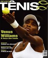 Capa Revista Revista TÊNIS 48 - Venus Williams - a força das irmãs
