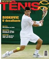 Capa Revista Revista Tênis 51 - Djokovic - o desafiante
