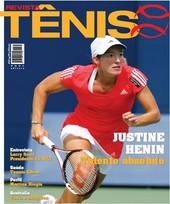 Capa Revista Revista Tênis 52 - Justine Henin - talento absoluto
