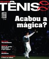 Capa Revista Revista Tênis 58 - Acabou a mágica?