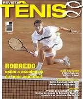 Capa Revista Revista Tênis 65 - Robredo exibe a excelência do tênis espanhol