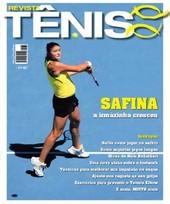 Capa Revista Revista TÊNIS 68 - Dinara Safina - a irmã de Safin cresceu