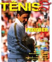Capa Revista Revista Tênis 70 - 15x Federer