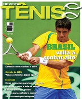 Capa Revista Revista Tênis 71 - Brasil volta a sonhar alto