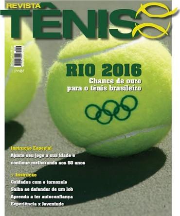 Revista TÊNIS 73 · Novembro 2009 · Rio 2016 ae187b9c67a07