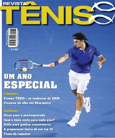 Revista TÊNIS 75 · Janeiro 2010 · 2009 - Um ano especial 4a8c3303c45b2