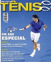 Capa Revista Revista TÊNIS 75 - 2009 - Um ano especial