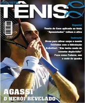 Capa Revista Revista TÊNIS 76 - Agassi - o herói revelado