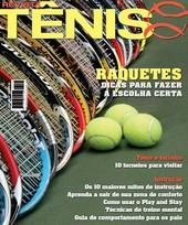 Capa Revista Revista TÊNIS 78 - Raquetes - dicas para escolher certo