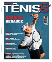 Capa Revista Revista TÊNIS 79 - Andy Roddick renasce