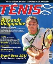 Capa Revista Revista Tênis 89 - Brasil Open 2011 - Cobertura completa