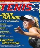 Capa Revista Revista TÊNIS 90 - Caroline Wozniacki - número 1 de verdade?