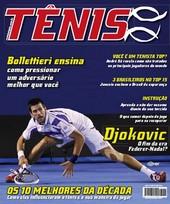 Capa Revista Revista TÊNIS 91 - Os 10 melhores da década