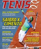 Capa Revista Revista TÊNIS 95 - Saibro x Cimento
